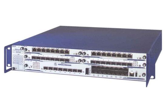 赫思曼高密度千兆核心交换机mach4002-48g-l3p